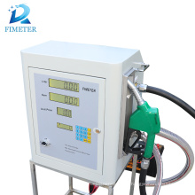 Explosion-proof fuel dispenser with high efficiency, accurate measurement and strong suction