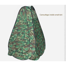 Mobile Camouflage Tents Outdoor Tent Camping Double Stall-Man Tent
