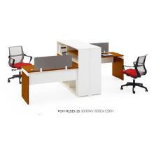 Système modulaire moderne de câblage de station de travail de meubles de bureau