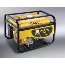 Kge 2KVA Pequeño Gasolina / Gasolina Motor Generating Set