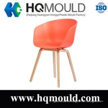 Hq Plastic Hay sobre una silla AAC22 Wood Leg Tub Chair Mold