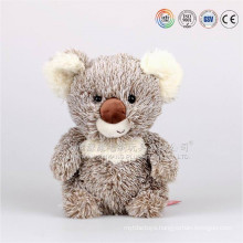2016 ICTI audits OEM/ODM manufacturer customized koala soft toy in Dongguan