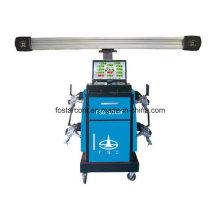 Nenhum tipo do carrinho do impulso 3D instrumento de posicionamento de quatro rodas: Fsd-W300A