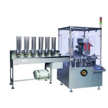 Automatic tea bag cartoning machine