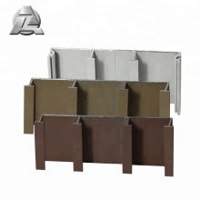 Decking extérieur en aluminium sur mesure