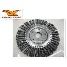 High Efficiency Steel Wire Cup Brush for Sale