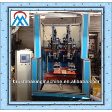 Broom machine in brush making machines/automatic broom machines/plastic brush making machine/cleaning brush making machine