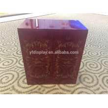 Rotwein-Paket MDF-Box