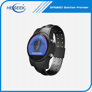 GPS Electronic Wristband Bracelet SOS Watch