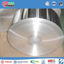 201, 304 bobinas de acero inoxidable