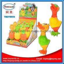 Happy Toys Serie Kunststoff Ausgezeichnete Qualität Huhn & Ente Tierspielzeug