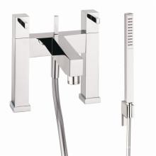 UK Style Badezimmer Dual Griff Badewanne Wasserhahn