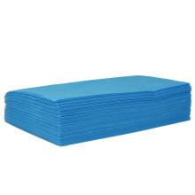 80*200CM PP Spunbond nonwoven disposable fabric massage bed sheet