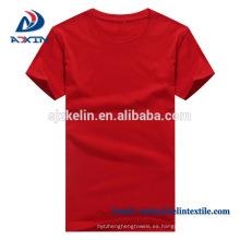 Camisetas de algodón orgánico de estilo nuevo con diseño de moda