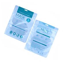 China made Face  Packaging Bag N95 Plastic Bag