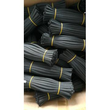 Manga de fio trançado expansível de nylon para cabo
