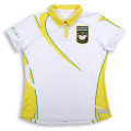 High-end golfe camisa dri-fit simples camisas polo para homens
