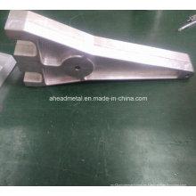 Parte de mecanizado CNC para aparato de laboratorio