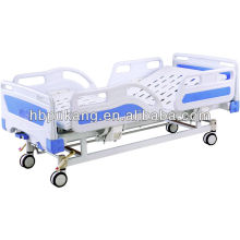 Movable full-fowler bed with ABS head/foot board