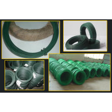 PVC Coated Electro Galvanized Iron Wire in Different Color