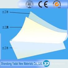 Одобренный CE соединения Геомембраны ткань для продажи