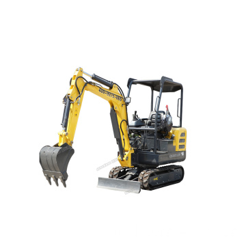 1,8 ton Crawler Walking Excavator Kecil