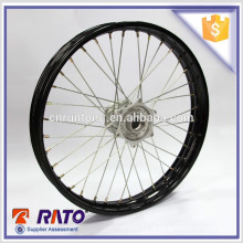 China Hot Sale 18 Inch Lightweight Front Motorcycle Wheels With Disc Brake