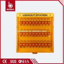 BD-B202 BRADY 30 ganchos estação de gerenciamento de chaves estação de segurança China Lockout Station