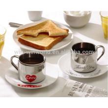 Sweet Morning Anamorphic Coffee Cups And Mugs