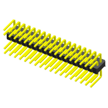 Type d'en U de rangée de broche de 2.00mm Dual Row