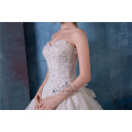 -Линии свадебное платье платье 2017 HA580 для новобрачных