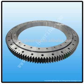 Cojinete de giro con engranaje externo para maquinaria rotativa