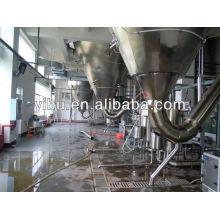 Pressure spray dryer granulator