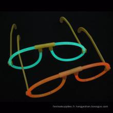 Glow Fluorescence Glasses