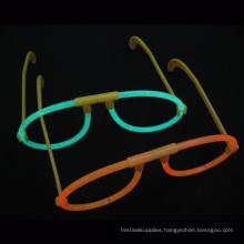 Fluorescence glow Glasses