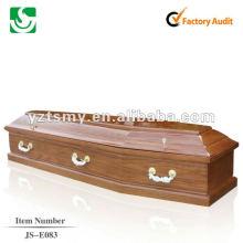 делая Китай кремации гроб JS-E083