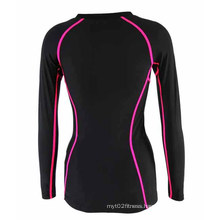 Active Full Sublimated Shirt Compression Wear Women