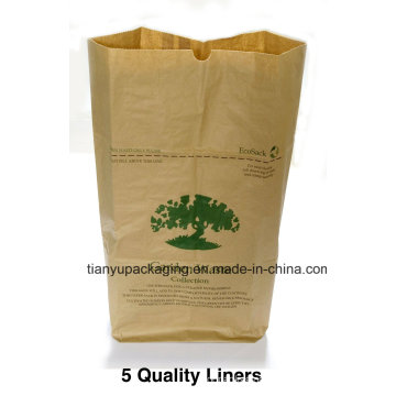 Paper Garden and Leaf Waste Sack