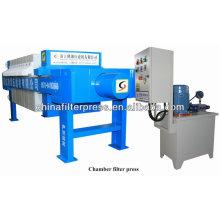800 Series Automatic Hydraulic Chamber Filter Machine