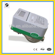 wireless prepaid RC Card hot and cold water meter for community supply water improvement project