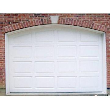 Träutskrift Aluminium Alloy Garage Door