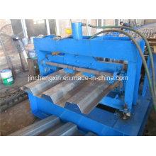 Máquina perfiladora automática de piso de acero para terrazas frías fabricada en China