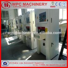 Quatro escovas máquina de escovar WPC / máquina de escovar madeira / máquina de escovar WPC decking