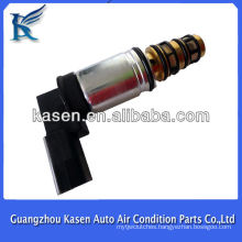 electronic ac compressor refrigerant control valve for VW Volkswagen series compressors