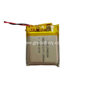 Cheap Rechargeable Lithium Ion Polymer Batteries Pack