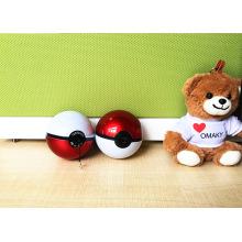 2016 Cute Christmas Gift 1000mAh Pokemon Go Pokeball Power Bank