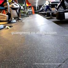 Não tóxico resistente ao desgaste de borracha anti-derrapante tapete de chão de rolo