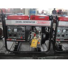 Generador diesel portátil silencioso estupendo (BDG3500E)