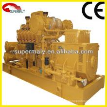 500kw generador de gas natural precio