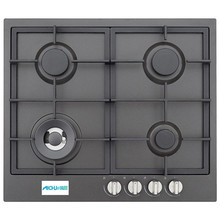 Etna Stove 60cm Black Gas Cooking Plate